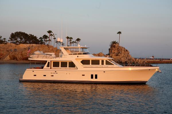 Offshore 76' Motoryacht Profile