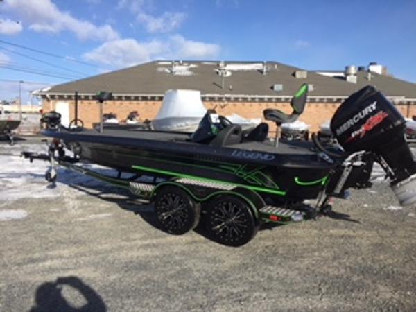 Legend Boats V 20