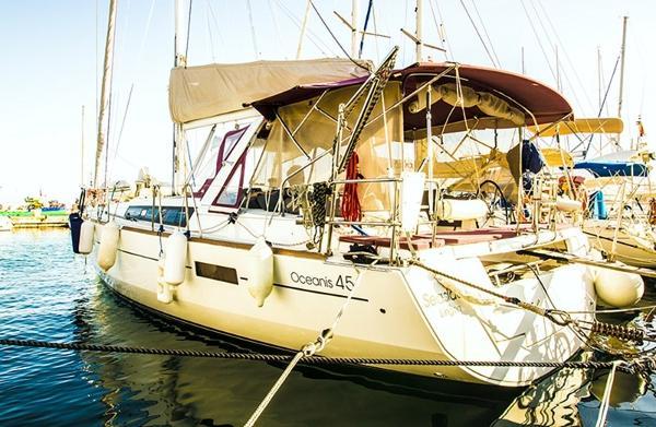 Beneteau Oceanis 45 Oceanis 45 - 2012 - h2o Yachting 40 - Kopie