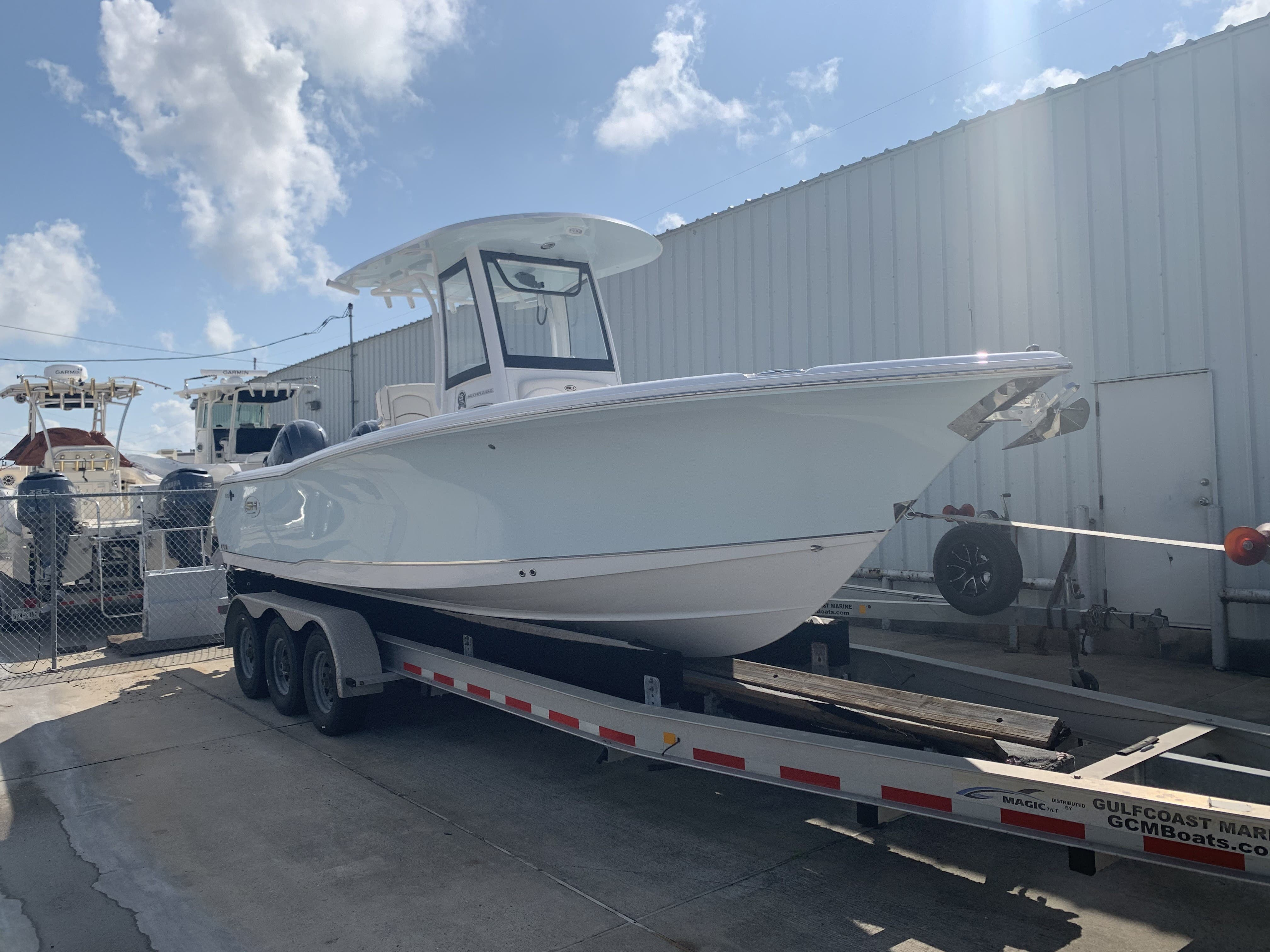 Sea Hunt Ultra 265 SE