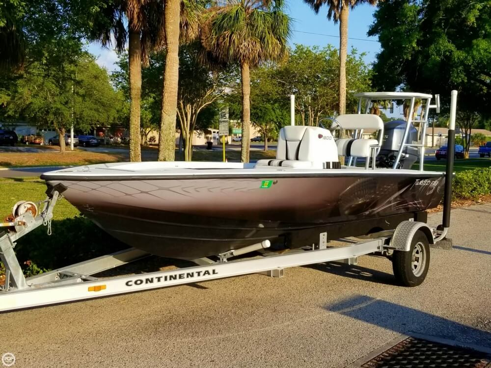 Outer Reef Trident Hybrid 1800 2014 Trident Hybrid 1800 for sale in Saint Petersburg, FL