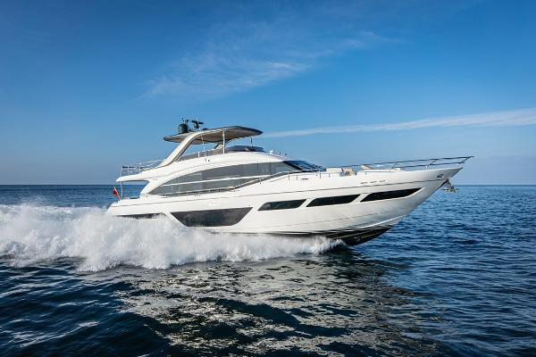Princess Y78 Motor Yacht Manufacturer Provided Image