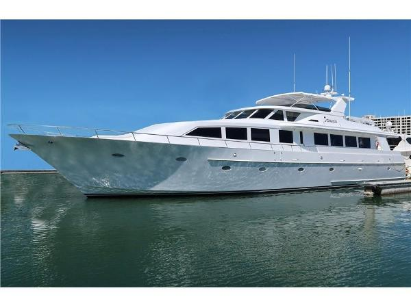 Crescent 102' Crescent Motor Yacht DETERMINATION