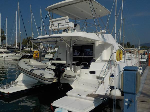 Leopard 39 PC Main Yacht View (1)