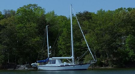 1984 Irwin 52 Cruising Yacht, St Petersburg Florida - boats com