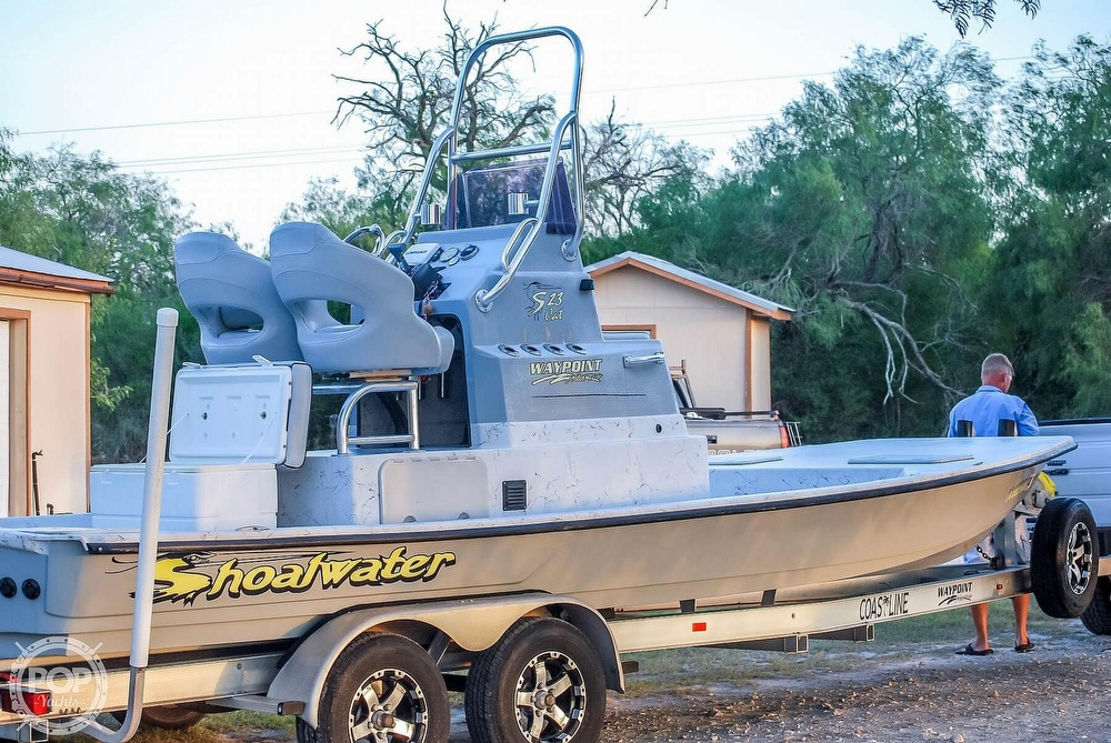 Shoalwater 23 Cat 2016 Shoalwater 23 CAT for sale in Riviera, TX