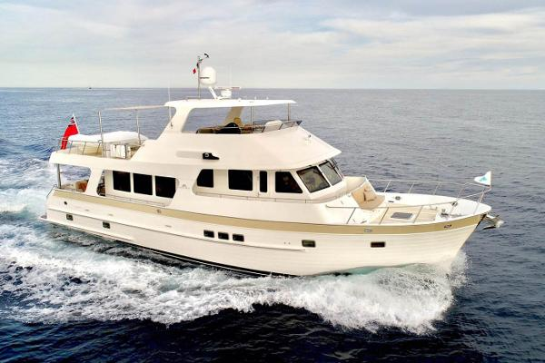 Outer Reef Yachts 630 MY