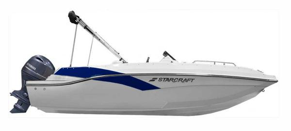 Starcraft SVX 190 DC