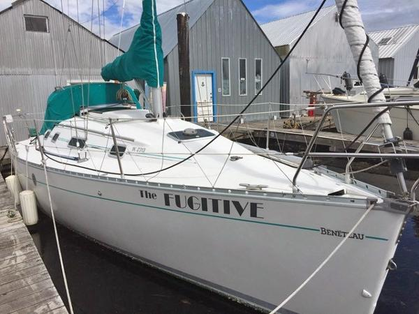 Beneteau First 310 The Fugitive