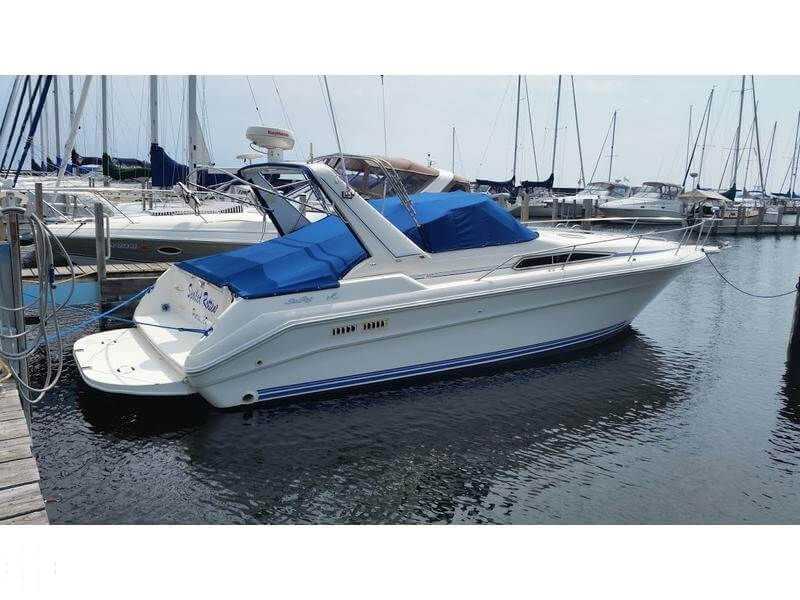 Sea Ray 310 Sundancer 1990 Sea Ray 310 Sundancer for sale in Marinette, WI