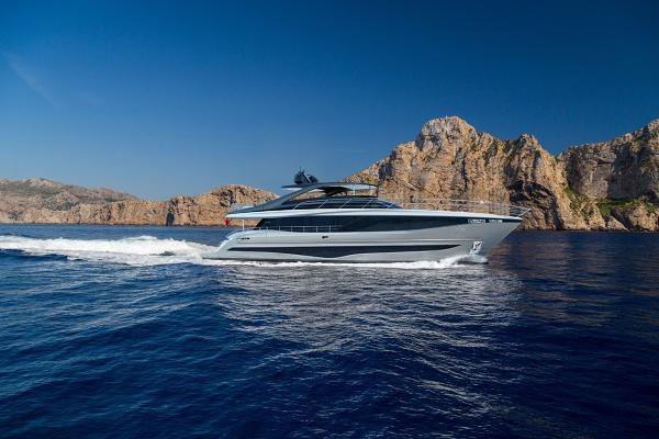 Princess Y95 Motor Yacht