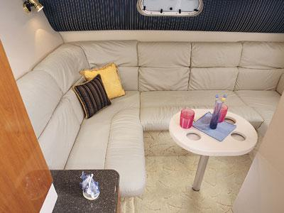 Manufacturer Provided Image: Aft Cabin Lounge