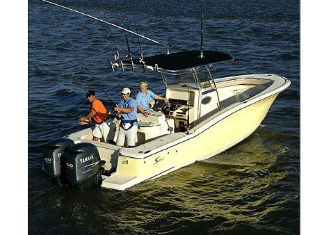 Scout Boats 260 Sportfish Manufacturer Provided Image