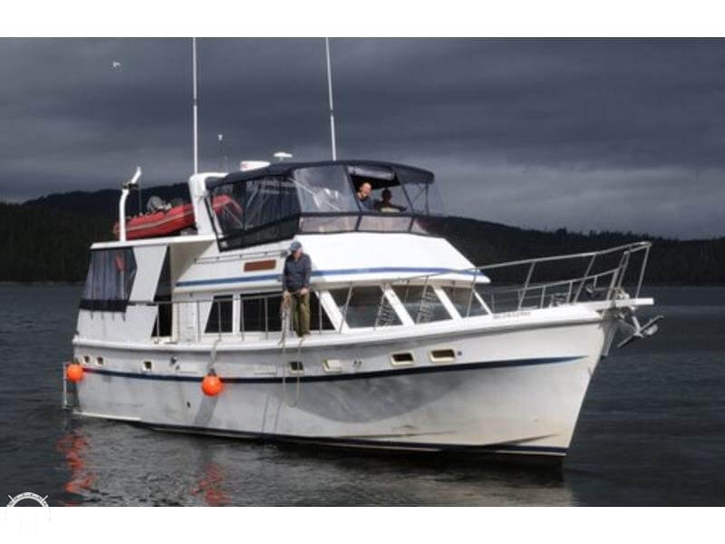 Chb 48 Trawler Motoryacht 1984 CHB 48 for sale in Prince Rupert, BC