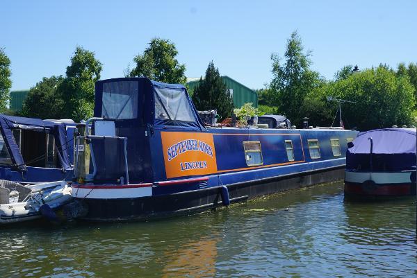 Liverpool Boats Narrowboat