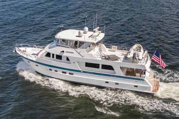 Outer Reef Yachts 700/720 MY