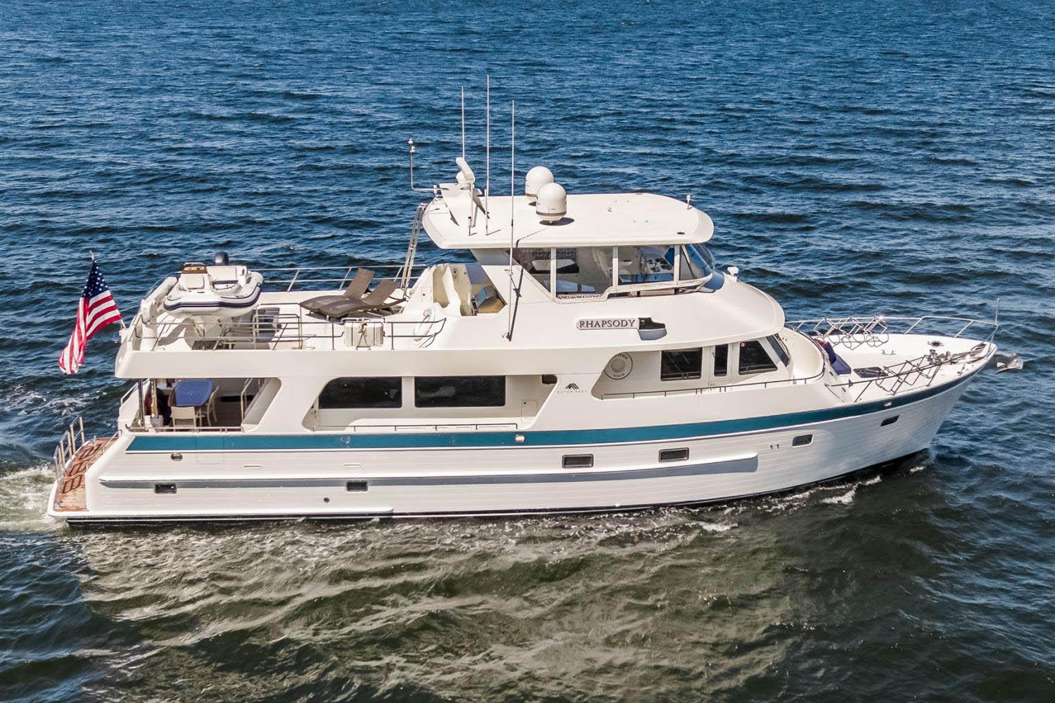 Outer Reef Yachts Boat image