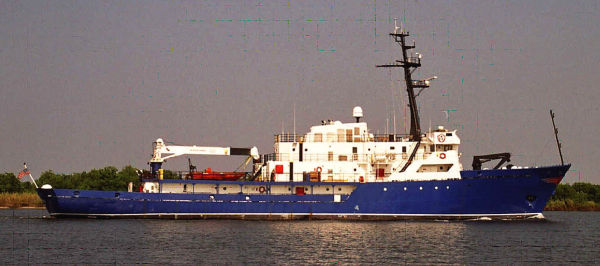 Custom Research Expedition Vessel Photo 1