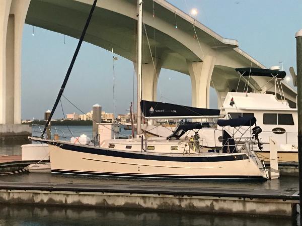 Seaward 32RK RUBAIYAT visting Clearwater, FL