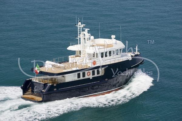 Cantiere Navale di Pesaro Naumachos 82 MV0W7254