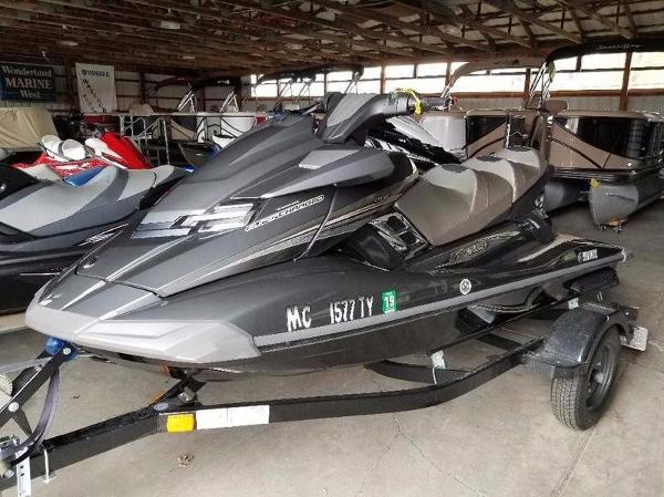 Yamaha Boats FX Cruiser SHO