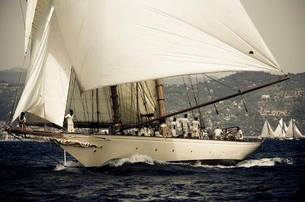 William Fife Junior Two Masted Gaff Rigged 125 ft Schooner 2003 Myanmar Shipyards