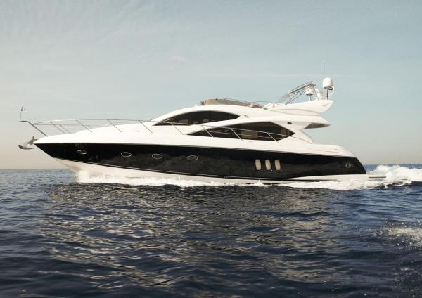 Sunseeker Manhattan 60 Sunseeker Manhattan 60 (Similar Vessel)