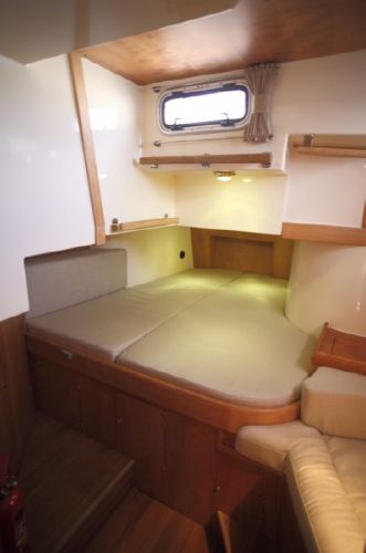 Haber 34C4 Aft Cabin