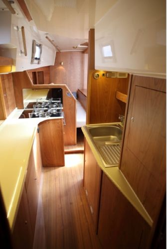 Haber 34C4 Galley