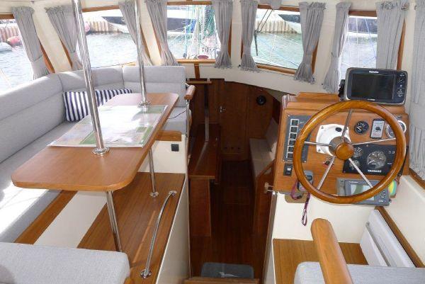 Haber 34C4 Deck Saloon
