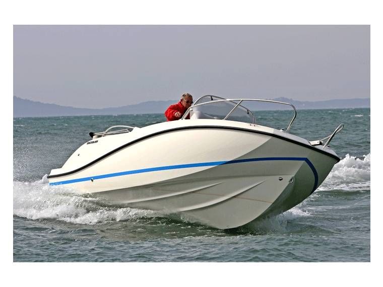 Quicksilver QUICKSILVER ACTIV 605 OPEN SMART