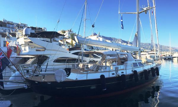 Bill Dixon 80' Austral Marine Austral Marine 80¨Sailing Yacht