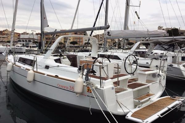 Beneteau Oceanis 35 Olmarine Beneteau Oceanis 35
