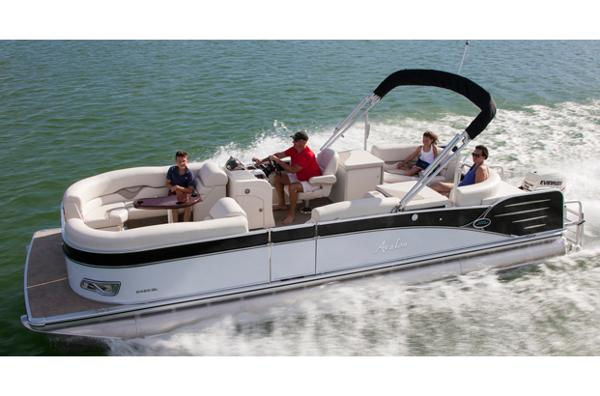 Avalon Windjammer Quad Lounger - 26' Manufacturer Provided Image: Manufacturer Provided Image