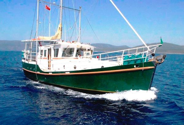 Seahorse Diesel Duck 44 Diesel Duck 44 Malta