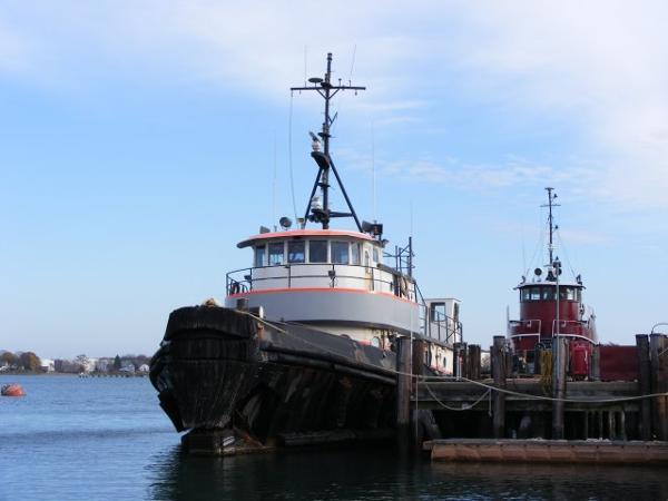 Single Screw ABS 3000 hp Tug /Coastal Harbor Tug