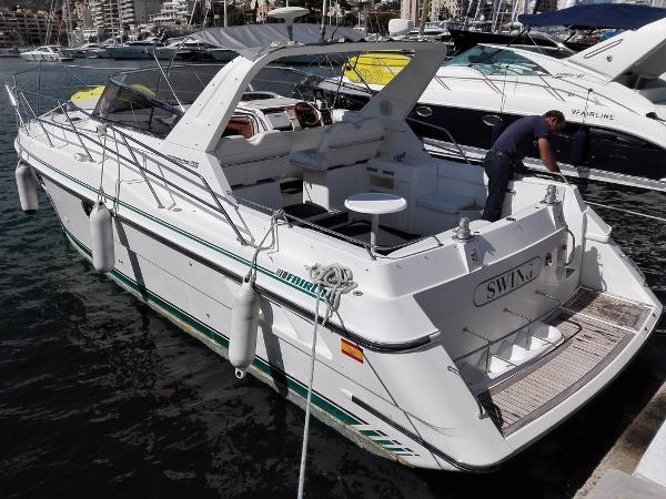 Fairline Targa 35