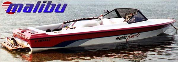 Malibu 195 SKIER EURO F3