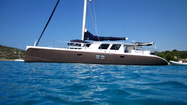 Arista Marine Sailing catamaran