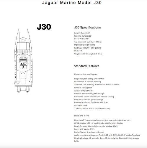 Jaguar J30