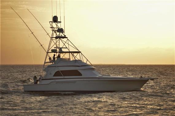 Bertram 54 SPORT FISHERMAN