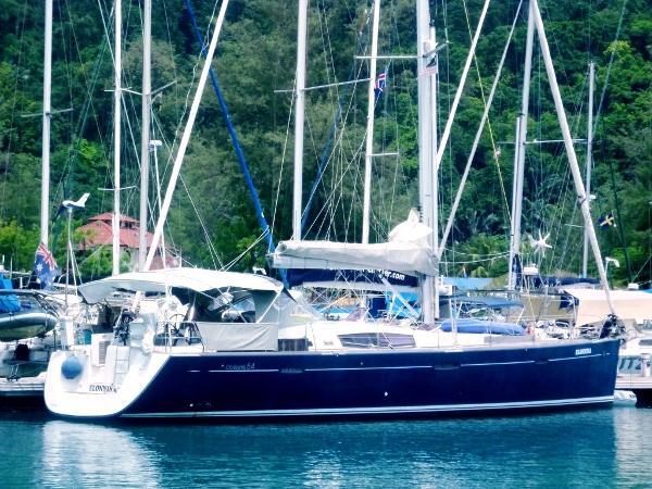 Beneteau Oceanis 54 Profile