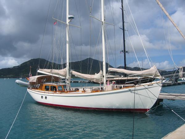 Gilcraft Staysail Schooner