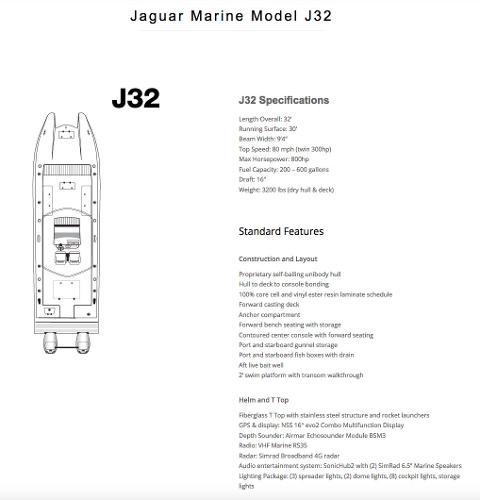 Jaguar J32