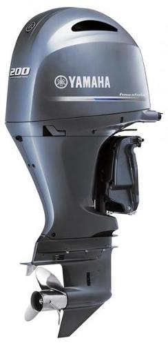Yamaha Outboards F200LB