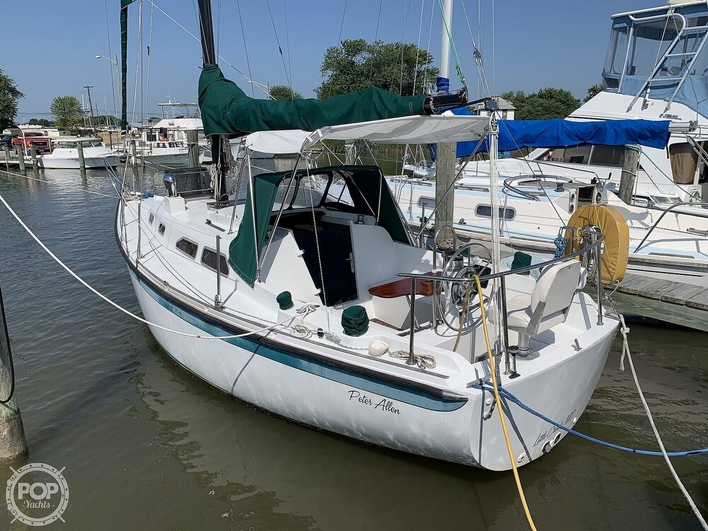 Ericson 29 1976 Ericson 29 for sale in Chester, MD