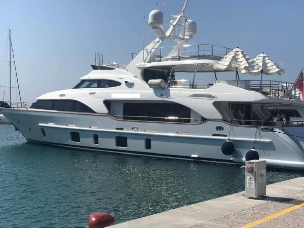 Benetti yacht tradition 105