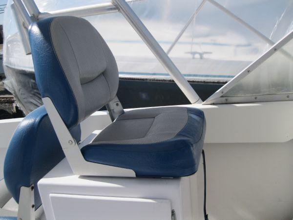Sporty seat