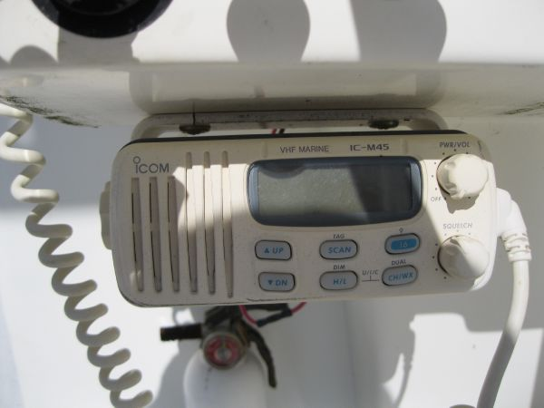 Icom VHF Ship to Shore radio