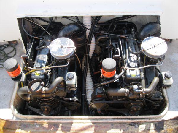 Twin 2000 Mercruiser 3.0 Liter 135 HP